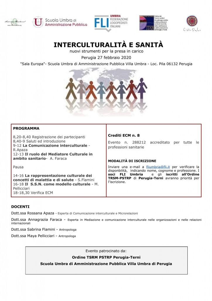 Locandina FLI 27 febbraio 2020